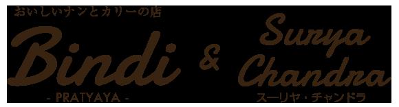 ビンディ&スーリヤ・チャンドラ|Bindi&Surya Chandra|おいしいナンとカリーの店|インド料理|春日井 扶桑 愛知